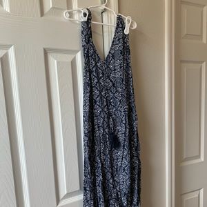 American Eagle Outfitters halter romper
